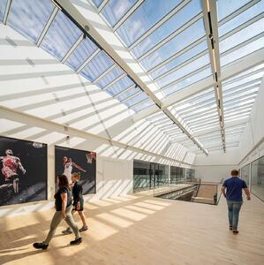 VMS- VELUX Modular Skylight Commercial Page